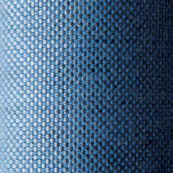 3-personers design sofa i metal og stof fremstillet i Italien - Selia