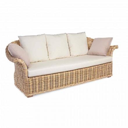 Indendørs eller indendørs udendørs etnisk stil Sofa 2 eller 3 sæder Homemotion - Fermin