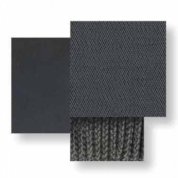 3-pers. Havesofa i polstret stof og aluminium - Cruise Alu Talenti