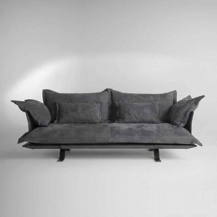 Moderne sofa design Shita huden, 170, 220 eller 250 cm