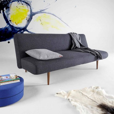Unfurl by Innovation moderne polstret sovesofa