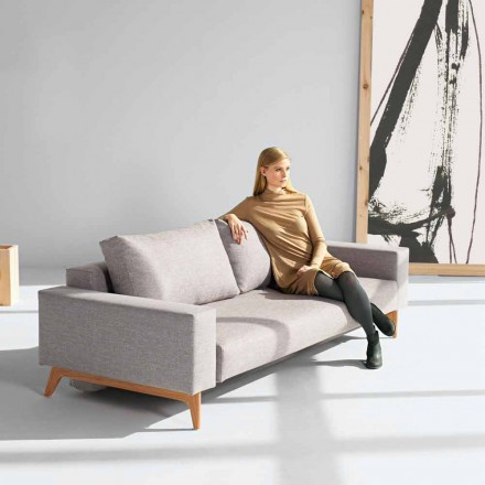 Sofa Grå moderne skandinavisk design seng ved Innovation Idun