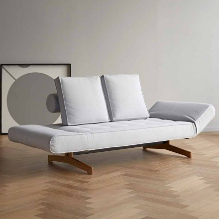 Ghia by Innovation designer polstret sovesofa i stof