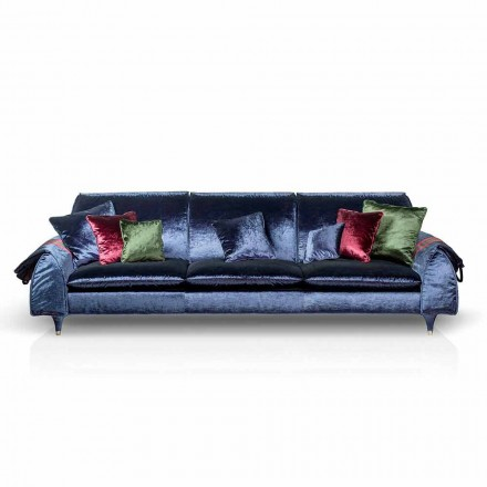 Sofa stof med lineære dørenes armlæn Axel objekter