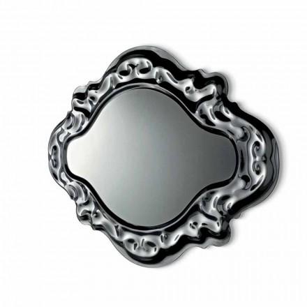 Fiam Veblèn Nyt barok moderne spejl i væg designet i Italien