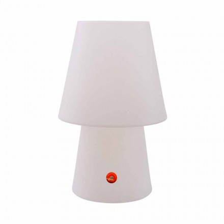 Genopladelig LED-lampe i polyethylen til indendørs eller udendørs - Fungostar