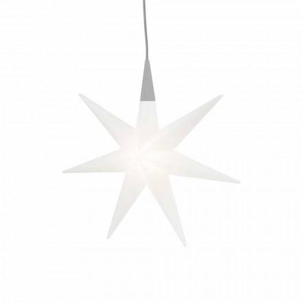 Indendørs ophængslampe ledet moderne design, stjerne - Pandistar