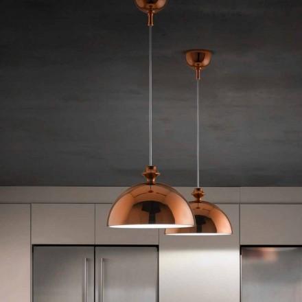 Hængende lampe Keramisk Design The Boss-8