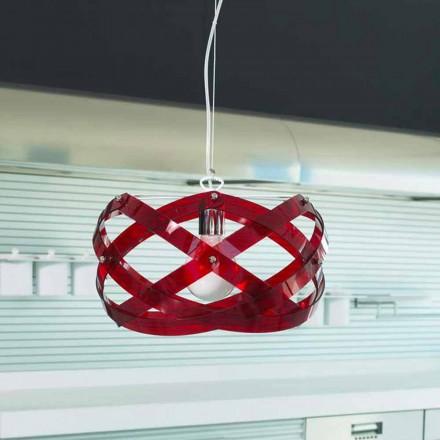 Lysekrone moderne design methacrylat diam.53 cm Vanna