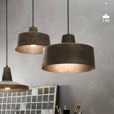 Lamp design pendel antik jern Jean Il Fanale