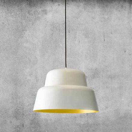 Moderne ophængslampe af aluminium - Cappadocia Aldo Bernardi