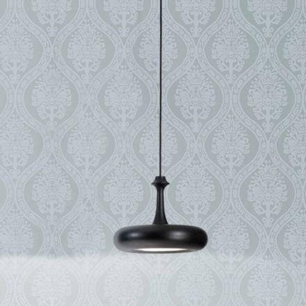 Suspensionen lampe keramisk glasur 4 af Aldo Bernardi