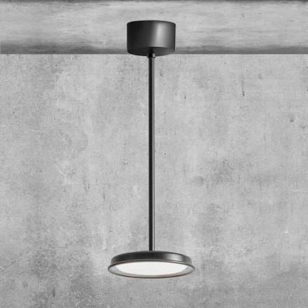 Moderne metal pendellampe fremstillet i Italien - Mymoons Aldo Bernardi