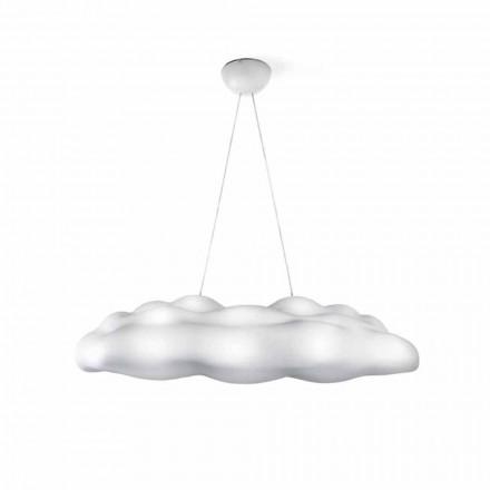 Plastic Cloud Design Outdoor Suspension Lamp - Nefos fra Myyour