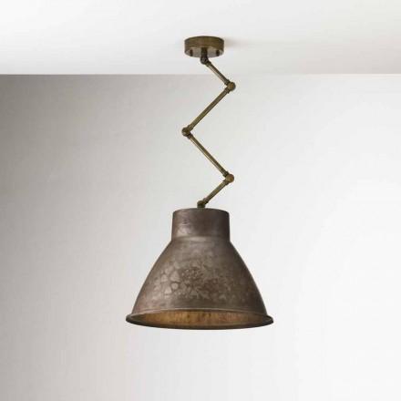 Hængende lampe industrielle stil Loft Media Il Fanale