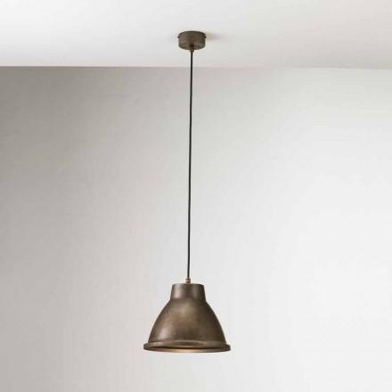 Hængelampe industriel stil Loft Lille Il Fanale