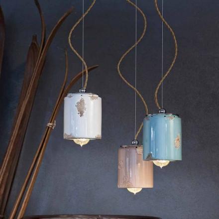 Hængende lampe udformet vintage Ferroluce
