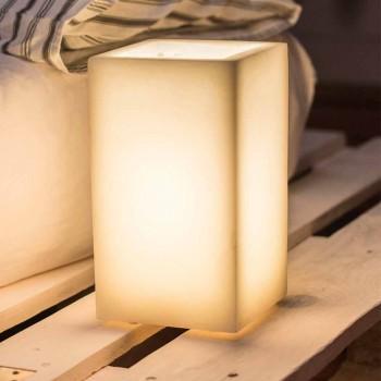 Abat-jour lampe i duftende voks af forskellige farver fremstillet i Italien - Dalila