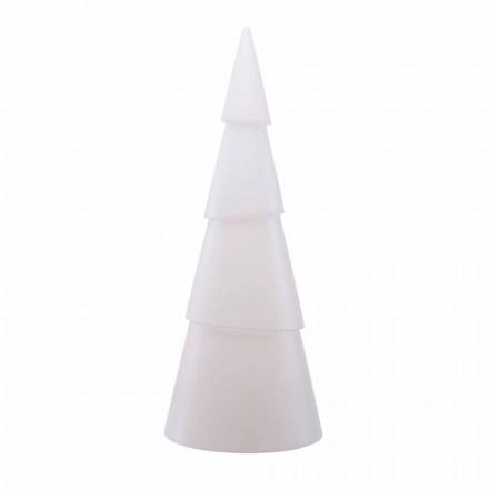 Moderne, hvid, rød eller grøn indendørs eller udendørs gulvlampe - Alberostar