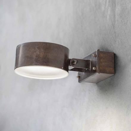 Messingvæglampe fremstillet i Italien - Acelum Aldo Bernardi
