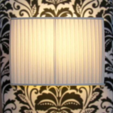 Moderne design væglampe med 2 lamper Bambus