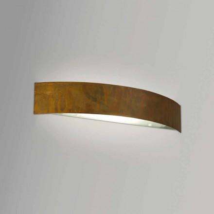 Lampe i moderne design Messing 47xH8x tyk væg. 8 cm Blandine