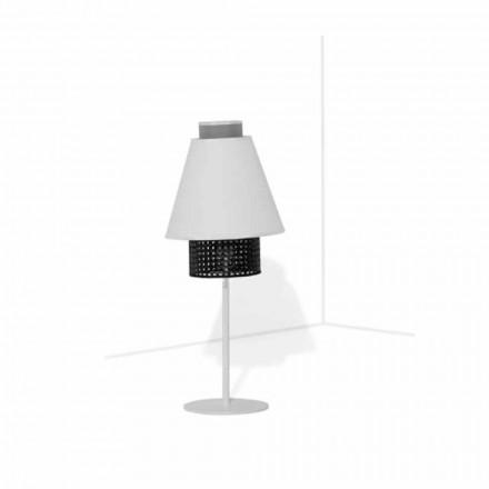 Bordlampe med metalstruktur Modern Design Made in Italy - Sailor