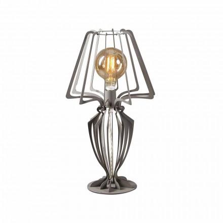 Modern design jern bordlampe fremstillet i Italien - Giunone