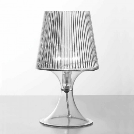 Frosinone moderne polycarbonat bordlampe