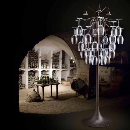 gulv lampe 30 briller upside Sauvignon