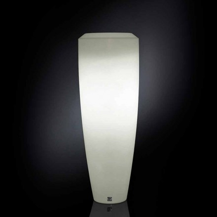 Gulvlampe design Led LDPE udendørs Howitzer Lille