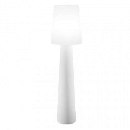 Farvet design gulvlampe Led, Solar eller E27 Udendørs og indendørs - Fungostar
