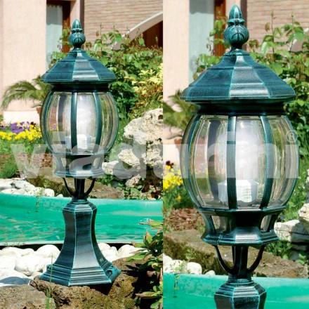 Have gulvlampe lavet med aluminium, produceret i Italien, Anika