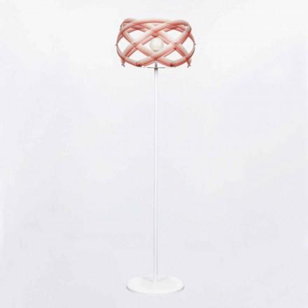 Design methacrylat gulvlampe med skærm Vanna H187 cm anstand