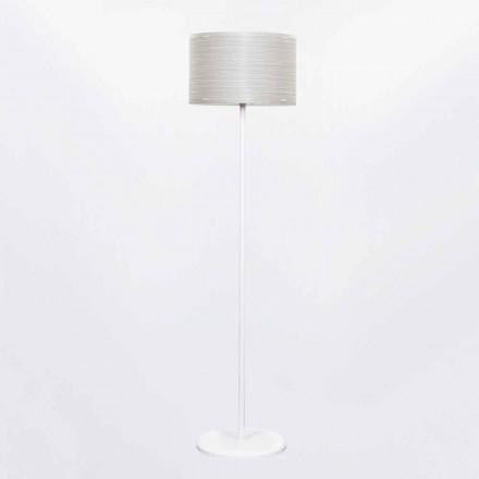 Standerlampe moderne italiensk design Debby, 45 cm i diameter