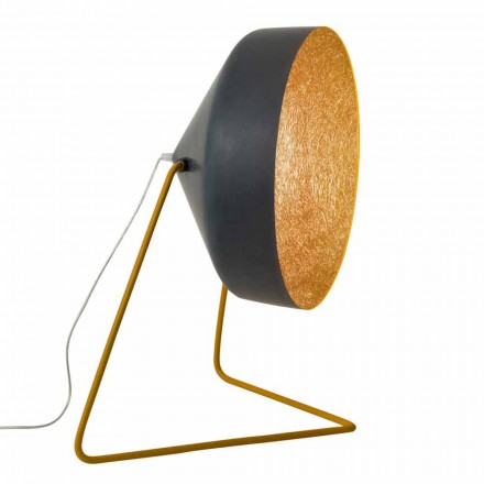 Designer gulvlampe In-es.artdesign Cyrcus F Harpiks tavle