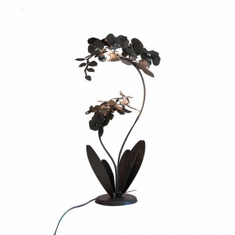 Modern design jerngulvslampe fremstillet i Italien - Amorpha