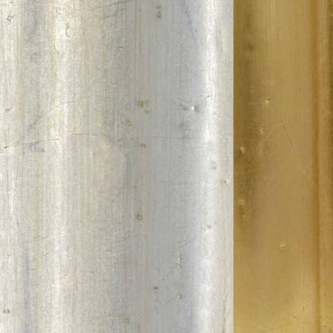Træ gulvlampe produceret for hånd i Italien Rocco