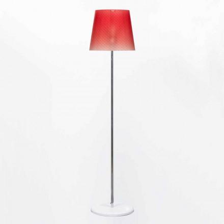 polycarbonat standerlampe design 42 cm diameter Rania