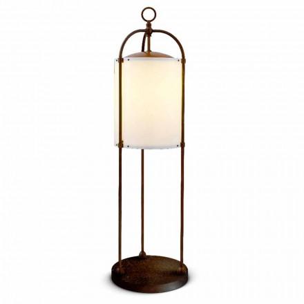 Gulv lampe til udendørs messing Pitosforo