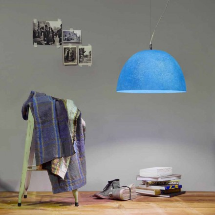 Suspension design lampe In-es.artdesign H2o Farvet nebulit