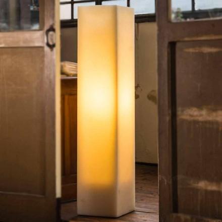 Høj ridset effektlampe og fremstillet i Italien Design - Dalila