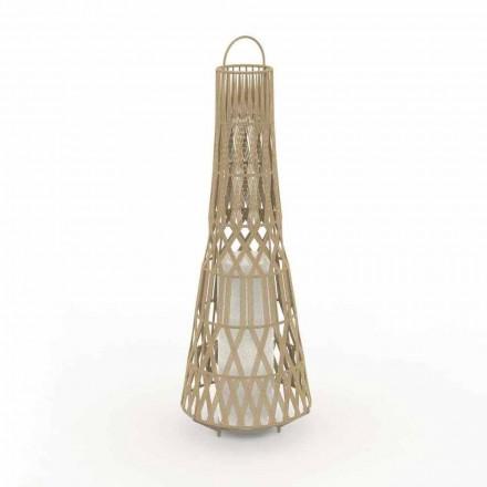 Led Design Havebundslampe i reb, 3 størrelser - Tribal af Talenti