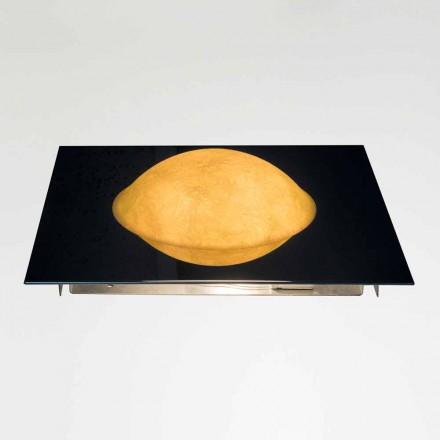 Moderne væglampe In-es.artdesign Vaskemaskine i nebulit