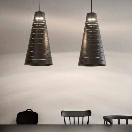 Design ophængt lampe lavet af Italien Lavet i Italien - Cervino Aldo Bernardi