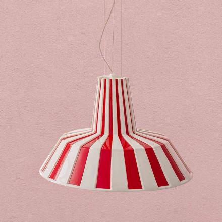 Moderne design keramisk hængende lampe - Budin Aldo Bernardi