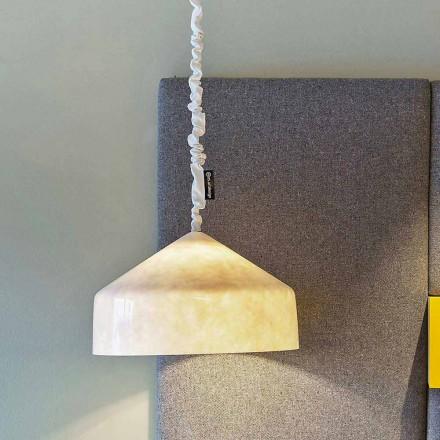 Suspended design lampe In-es.artdesign Cyrcus Nebula i nebulit