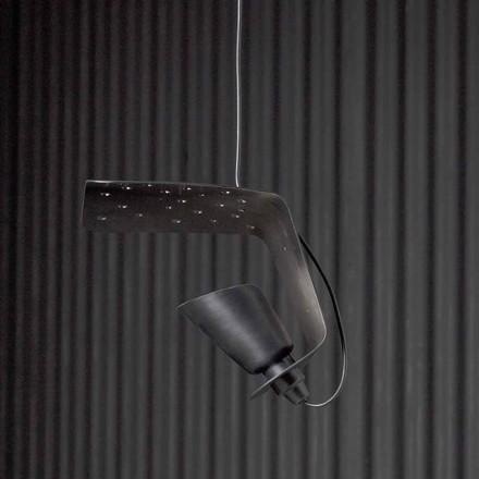 Design vedhæng lampe af metal og aluminium Traktor - Toscot