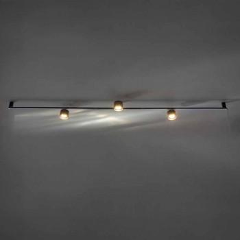 Artisan Design lysekrone med 3 justerbare lys fremstillet i Italien - Pamplona