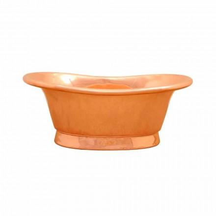 Sink design support kobber håndlavet Calla
